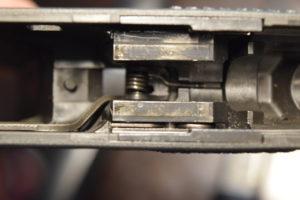 CZ P-07 locking block