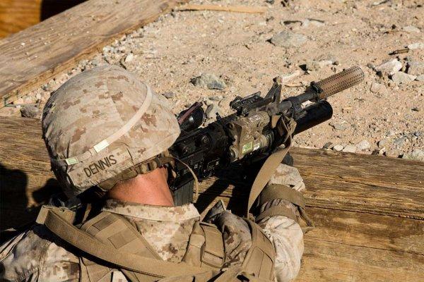 Photo courtesy of US Marine Corps