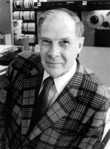 Richard Hamming, an American scientist