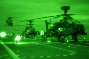 The RAF, Army Air Corps and the Royal Navy - three way trust