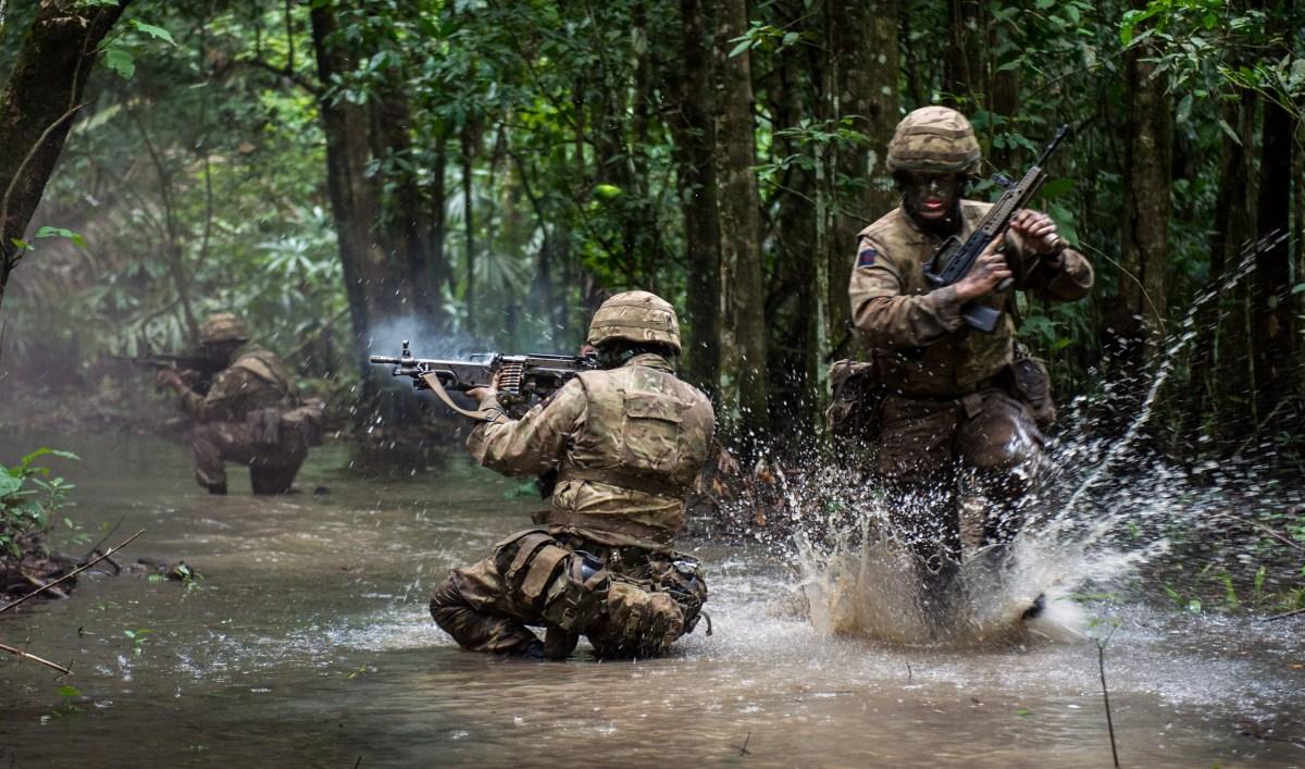 RSM Leadership in the jungle
