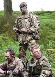 British Army SNCO Leadership