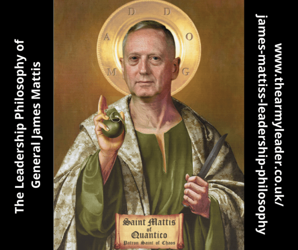 Mattis Leadership Philosophy - Most Read Army Leader Articles