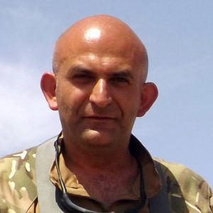 Major H Halawi - As an LE Sub-UNit Commander he wanted to do things differently