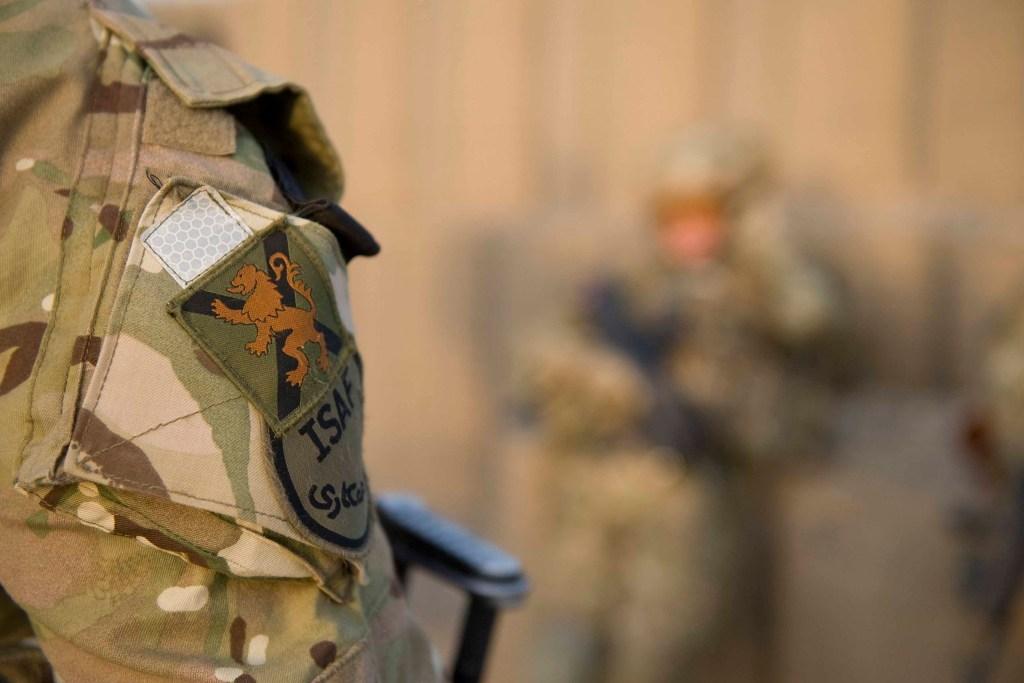 3 Ks of leadership - Kiss. 3 SCOTS on patrol.