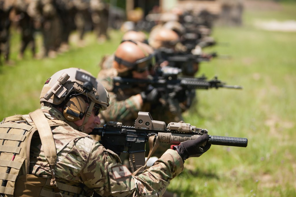 Failure A practioners guide. Chilean and US Special Forces training