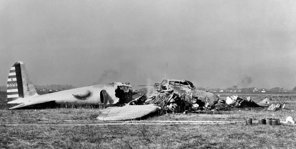 B-17 Crash Project Oxygen, just like the B17, needed a checklist to function