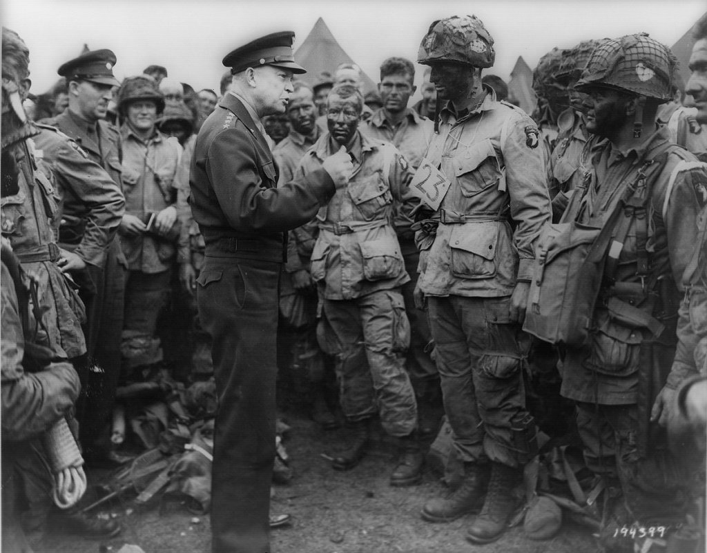 eisenhower on D Day - The problem with planning