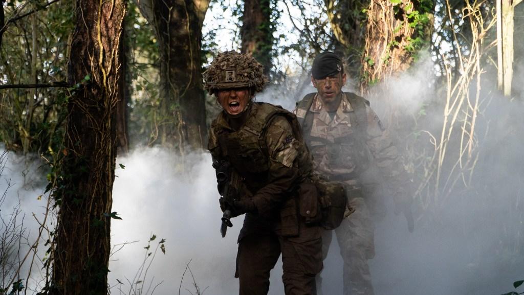 The Modern Regimental Sergeant Major