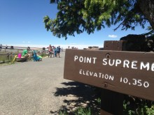 Point Supreme at Cedar Breaks National Monument