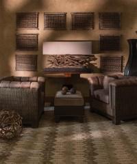 Shop the Look: Twiggy Living Room | Rustic Western ...