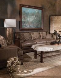 Shop the Look: Rustic Western Oasis Living Room | Rustic ...