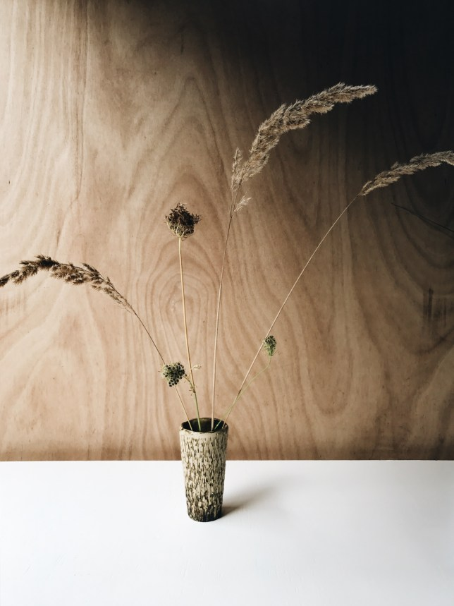 Grasses. The Arrangement- Janneke Luursema