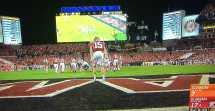 Clemson Wins 2017 College Football Playoff Arrowhead