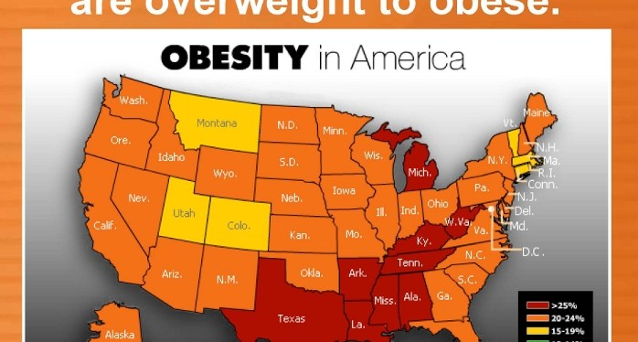 Obesity In America Considered Healthy – HUH?!