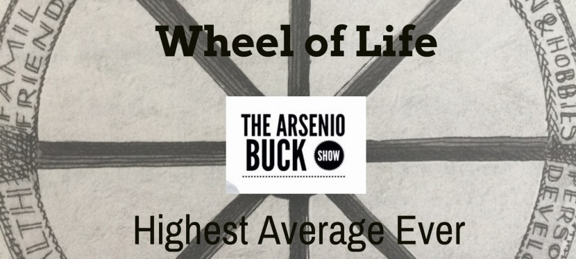 Wheel of Life: Highest Average Ever!