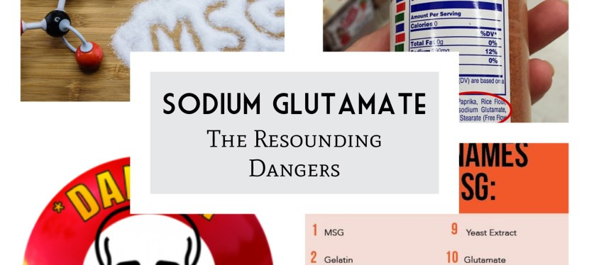 Monosodium Glutamate & How It's Taking Over Thai People's Health