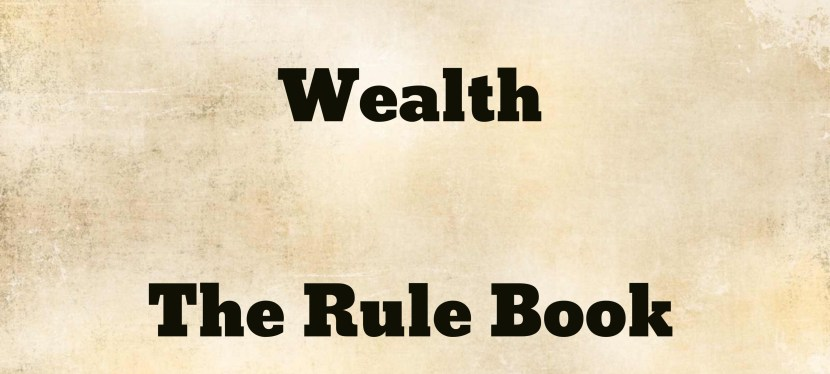 Tony Robbins: Wealth – The Rule Book