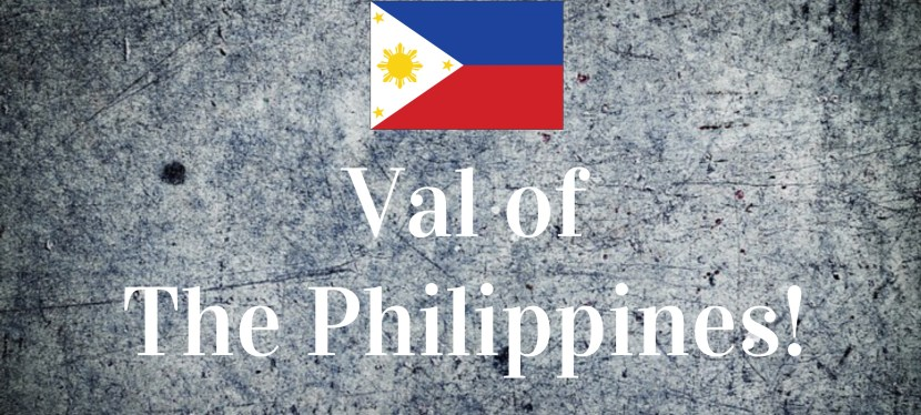 Arsenio's ESL Podcast: International Guest Speaker – Val of The Philippines!