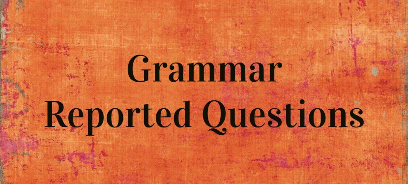 Arsenio's ESL Podcast: Season 2 – Episode 51 – Grammar – Reported Speech – Questions