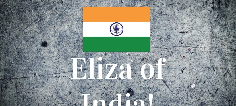 Arsenio's ESL Podcast: International Guest Speaker – Eliza of India!