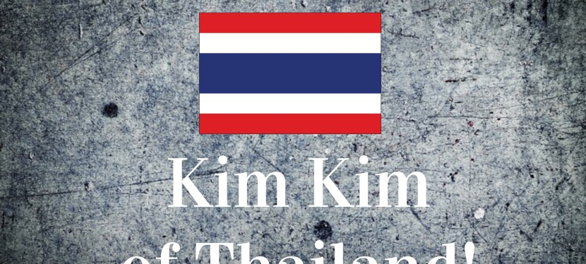 Arsenio's ESL Podcast: Episode 30 – International Guest Speaker – Kim Kim of Thailand!