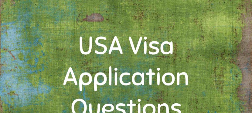 Arsenio's ESL Podcast: Special – United States Visa Interview Questionnaire