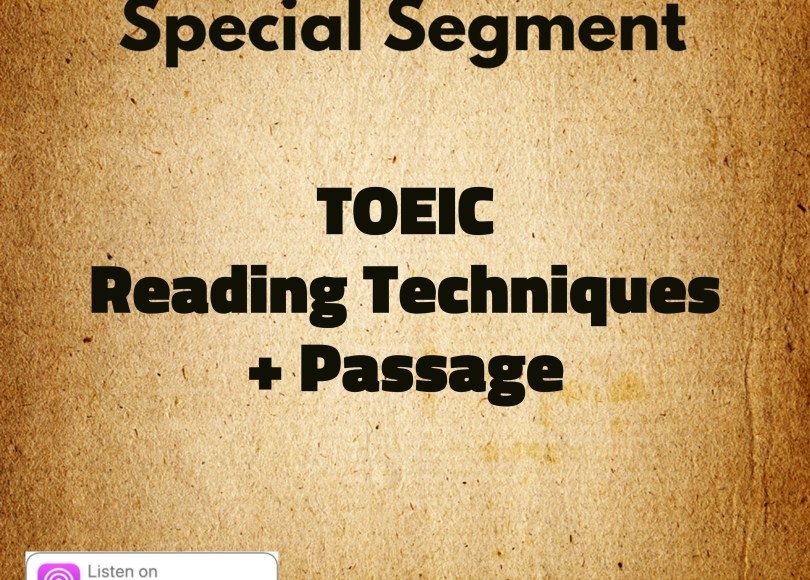 Arsenio's ESL Podcast: IELTS - T/F/NG Questions (Reading
