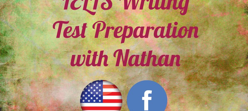 Arsenio's ESL Podcast: Nathan on IELTS Writing Tasks, Mistakes, Solutions