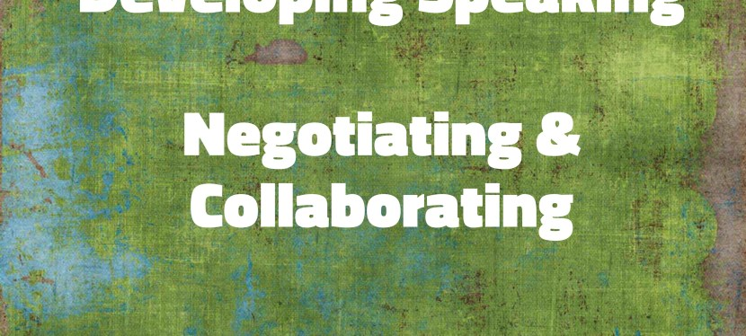 Arsenio's ESL Podcast: Season 3 – Developing Speaking – Negotiating & Collaborating