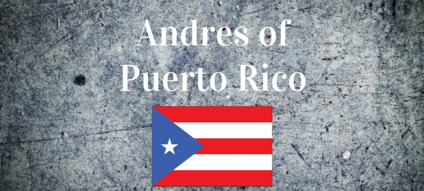 Arsenio's ESL Podcast: International Guest Speaker: Andres of Puerto Rico
