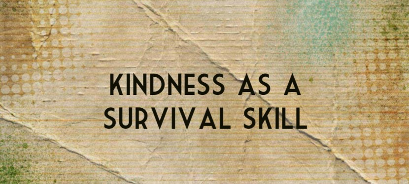 Arsenio's ESL Podcast: Season 4 – Episode 88 – Listening – Kindness as a Survival Skill