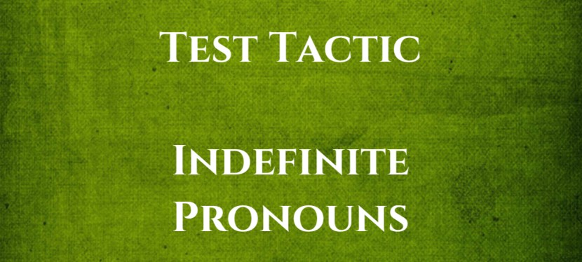 TOEIC | Grammar | Incomplete Sentences | Improving Your Knowledge of Pronouns