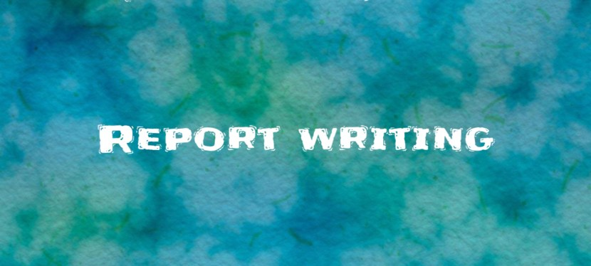 ARSENIO'S ESL PODCAST | SEASON 5 EPISODE 159 | Writing Skill | Report Writing