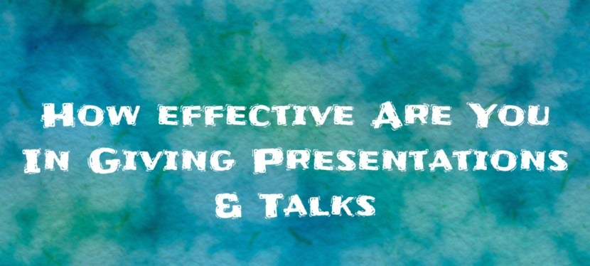 Arsenio's ESL Podcast | Season 5 Episode 170 | Study Skills | How Effective Are You In Giving Presentations & Talks?