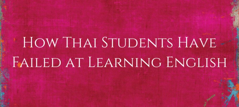 Arsenio's ESL Podcast | Discussion Topic | How Thai Students Have Failed At Learning English