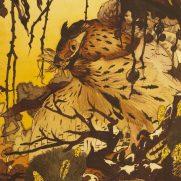 Mira Kammueller, Age 15, Watercolor