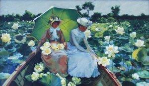 Lotus Lilies