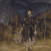 Sarah Duvall, Age 16, Watercolor