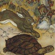 Alexandra Ganapes, Age 11 Watercolor Painting