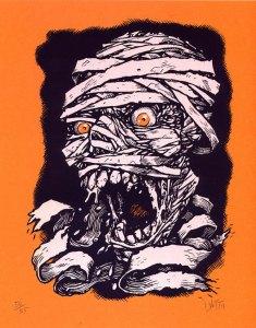 David Witt, Crazed Mummy