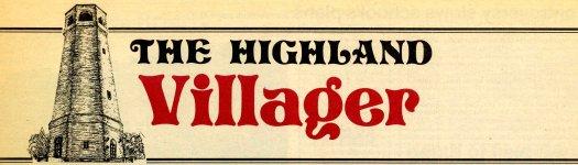 Highland Villager Logo