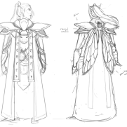 Lilliah Campagna, Instructor, Character Design, Digital Drawing