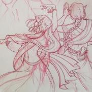 Lilliah Campagna, Instructor, Dance, Digital Drawing