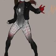 Mick Kaufer, Instructor, Spiderverse, Digital Character Design