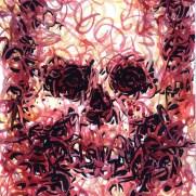 David Witt, Instructor, Scribbleskull, Screenprint