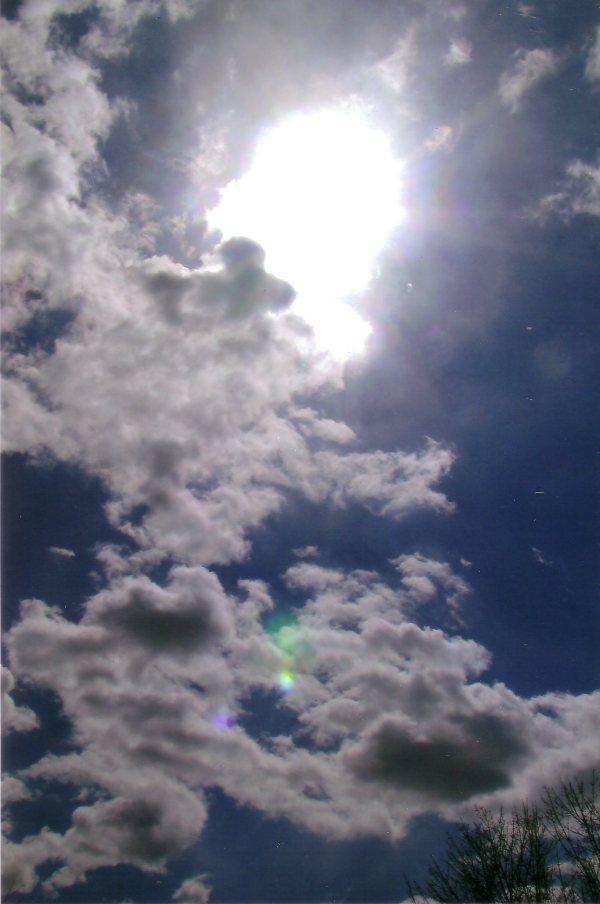 The Berkshires ~ A Beautiful Sky