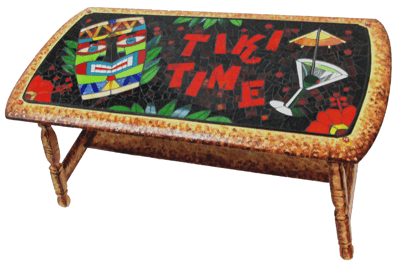 TIKI TIME TABLE