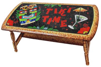 TIKI TIME TABLE
