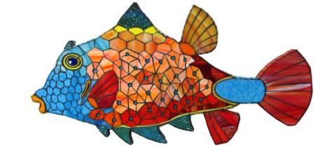 FISHY, FISHY - I - O